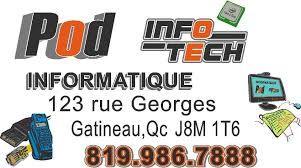 Image: Pod info tech